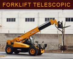 Forklift Telescopic