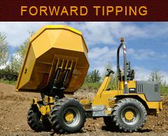 Forward Tipping Dumper