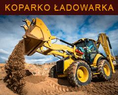 Koparko Ładowarka